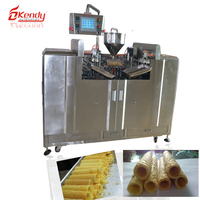 Kendy automatic wafer stick snack making machine made in China