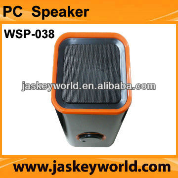 2.1 multimedia active speaker system