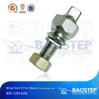 wheel screw stud bolt for Nissan condor