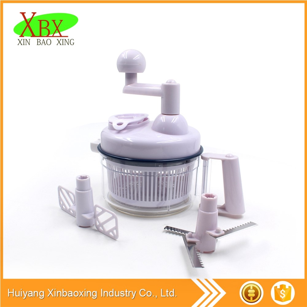 Kitchenwares stainless steel the vegetable hand portable food chopper