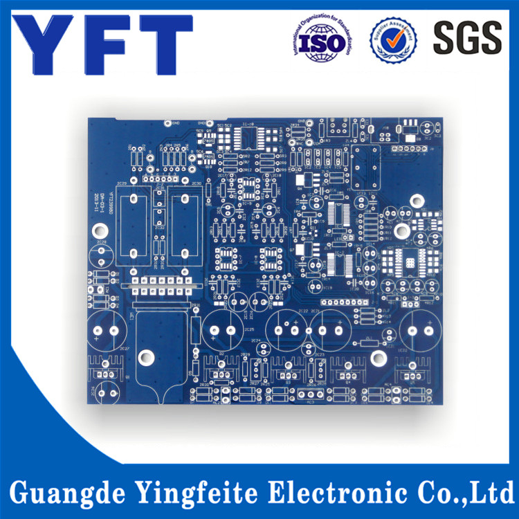 Univesal durable ENIGL pcb assembly amplifier circuit board