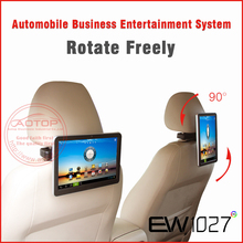 car lcd monitor with touchscreen with Wifi,3G Function,FM transmitter,Capacitive Touch Screen,USB