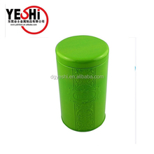 Luxury Airtight Tin Cans For Tea, Red Tea Tins, Newly Design Wholesale Tea Cans
