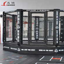 China Customized fighting Boxing Ring MMA Octagon Cage For Sale
