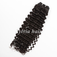 new arrive high quality queen hair products brazilian deep wave virgin hair