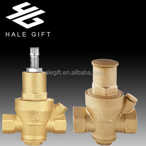 Forged PN16 Brass Limited Pressure Reducing Regulate Valve