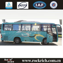 Best price effective EQ6831L3G 180HP diesel commercial passenger bus