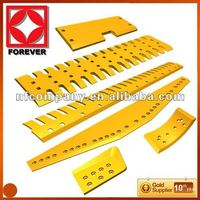 Cutting Edge blade end bits for grader dozer loader excavator