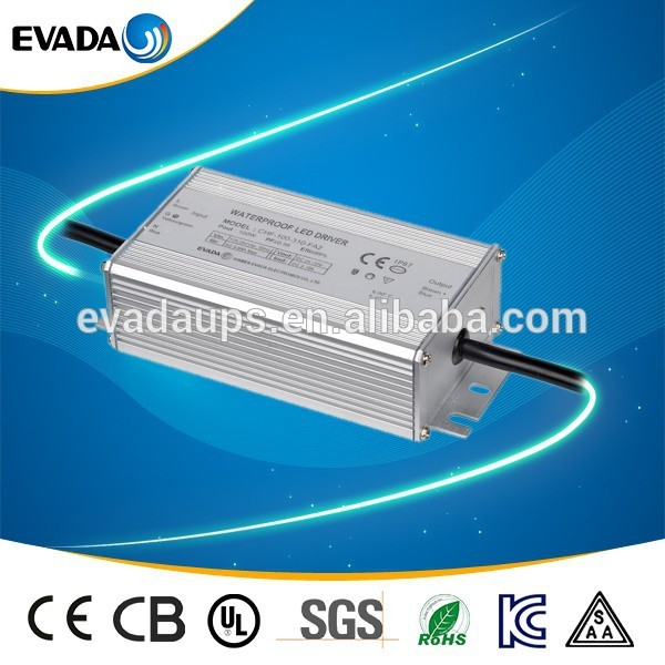 Low price 100w power supply with CE CB approved led constant current driver