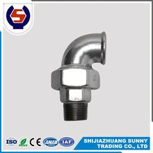 female thread iron clamp on pipe fittings