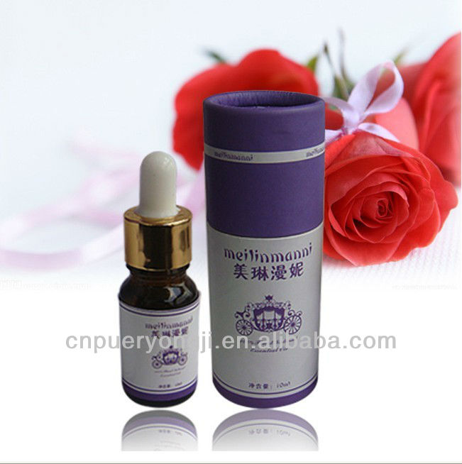 100% Pure Lavender Essential Oil Natural Cosmetic Product