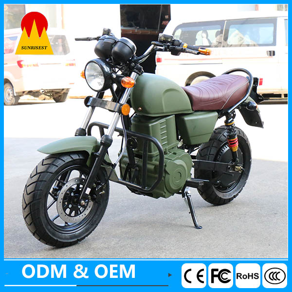 2000W electric motorbike with High Clambing Property