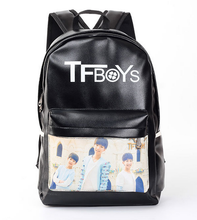 fashion leisure pu backpack for school tom and jerry backpack