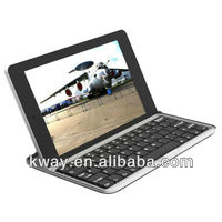 Wireless Mobile Bluetooth Keyboard Aluminum Case for Google ASUS Nexus 7 Tablet