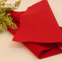 High Quality China Textile flock material/ nonwoven interlining fabric For Jewelry Box Lining
