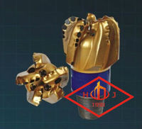 API PDC bit/diamond steel pdc bit /pdc bit for water well drilling