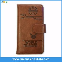 Factory sale strong packing cheap full body leather case for samsung note 3 in many style