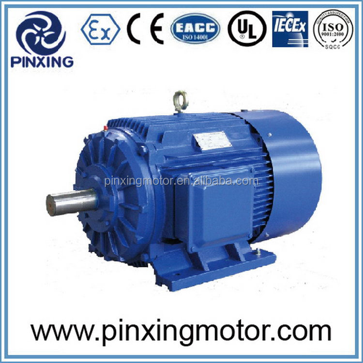 High Quality New Design Electric Dc Motor Brush Fan 25kw