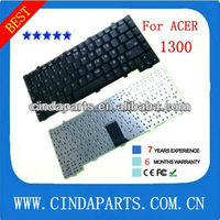 For Acer Aspire 1300 laptop keyboard layout US brand keyboard