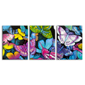 Abstract Painting Print Modern Butterfly Giclee Print Art Decor Top Fashion Living Room Wall Decoration