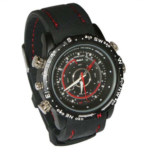Factory Price Watch Camera/Spy Camera Watch/hand watch camera
