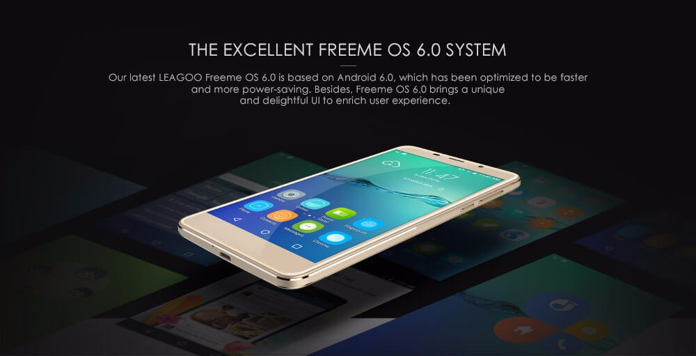 Presale LEAGOO M8 5.7inch Android 6.0 Smartphone 2GB RAM 16GB ROM MT6580A Quad Core 1.3GHz 13.0MP Touch ID