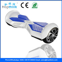 China hoverboard fashion sport scooter lithium battery powered motor wheel balance scooter