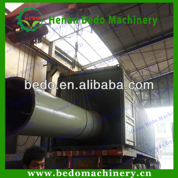 Gold Supplier Wood Sawdust Rotary Drum Dryer for Sale