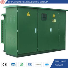IEC&SASO approved kiosk transformers substation manufacturers