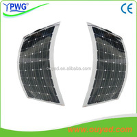 High efficiency/good quality Mono flexible solar panel 60W 100W 150W with excellent performance