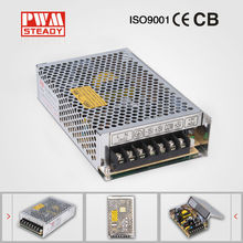 Steady CE Approved T-60A 0-12v dc triple output digital switching power supply