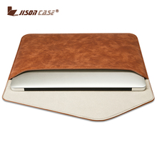 Jisoncase tablet case PU leather sleeve for Macbook Air retain 13inch