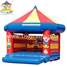 Inflatable Dora Bounce House for Sale with Different Art Panels
