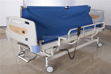 ABS Bed Head Electric Turn-over Nursing Bed For burned patient