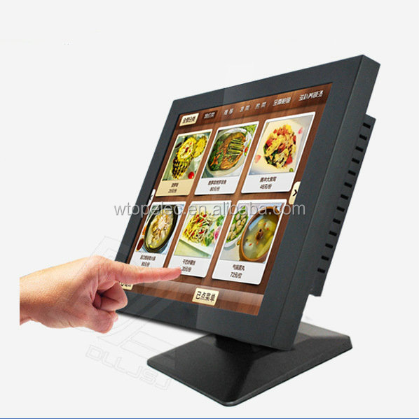 15 inch Industrial Touch Screen All in One <strong>Computer</strong> with POE (Power over Ethernet)