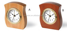 Solid wood table alarm clock for promotion