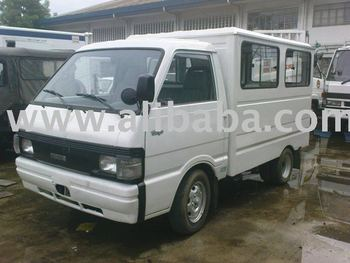 Mazda Bongo FB Body Vehicle