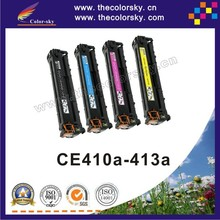 (CS-H410-413) compatible toner cartridge for HP LaserJet Pro 300 color M351a m351 351a 351 MFP M375nw m375 375nw 375 2.2k/2.6k