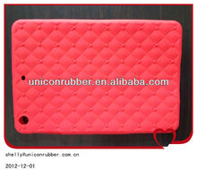 2012 new arrival for ipad mini case with bowknot embossed