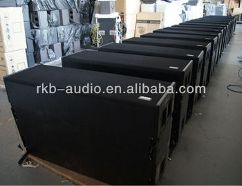 (LA-212) 2x12 Professional Line Array Speaker Systems