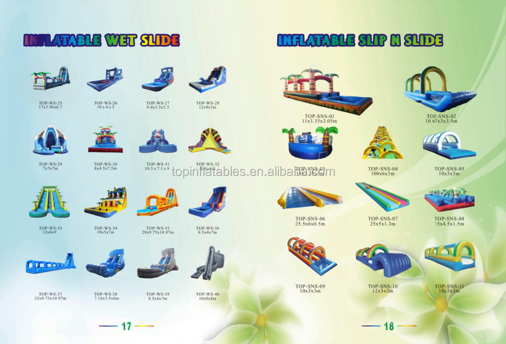inflatable slide and bouncer combo, inflatable slide coconut tree toy