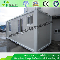 China cheap construction site container house