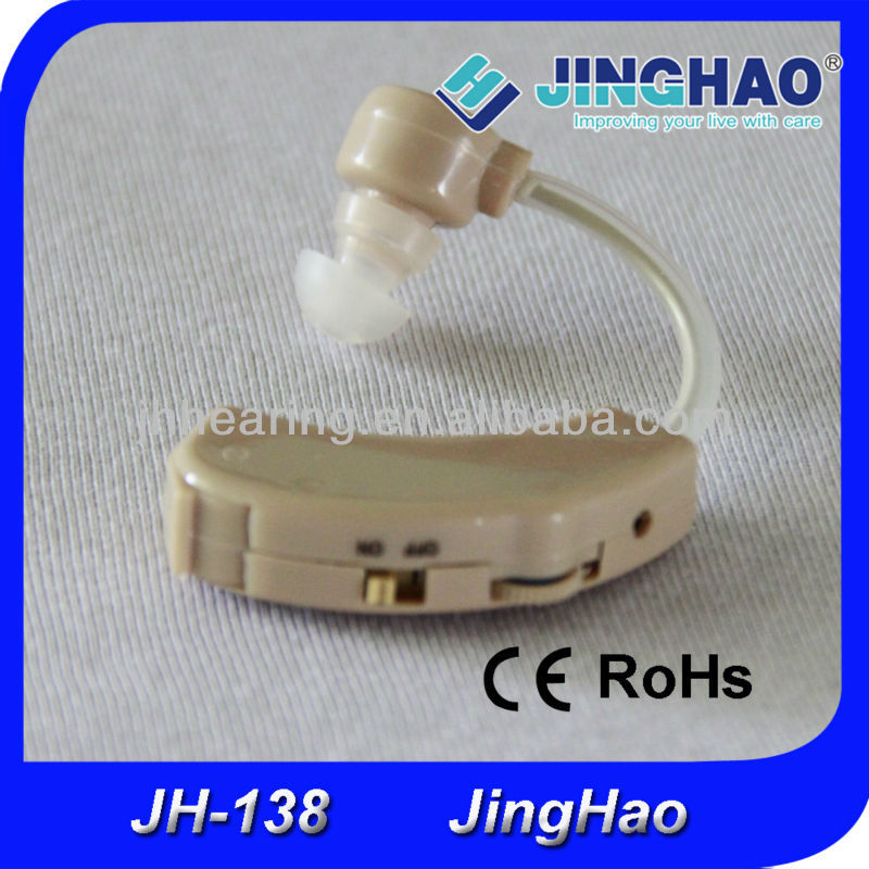 hearing aid open fit with good quality products (JH-138)