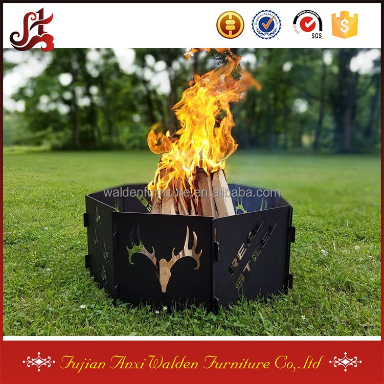 Fire Pit Fire Ring, Fire Pit Fire Ring Suppliers And Manufacturers At  Alibaba.com