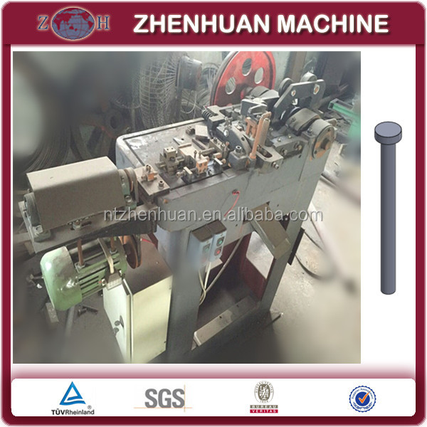 Metal pin making machine| pin cold header
