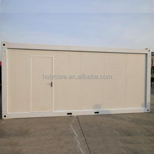 mobile portable self storage container made of pp honeycomb sandwich panel