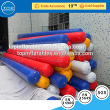 inflatable aqua slide water park tube buoy floating PVC sea lake pool
