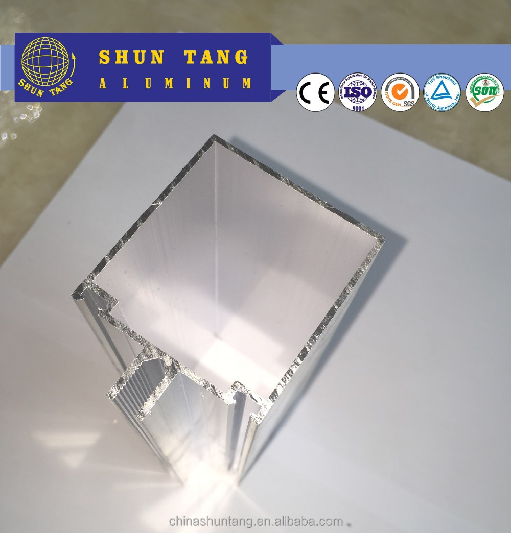 High Stable Quality Window And Door Frame Aluminium Extrusion Profile With  Powder Coating White Frame Of Window   Buy Aluminum Profile Sample,Frame Of  ...