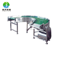 Rotary conveying equipment