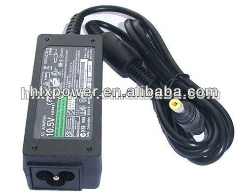 laptop ac adapter for SONY Mini laptop 10.5V 1.9A 4.8*1.7